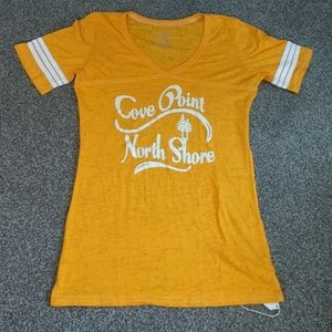 Cove Point North Shore Large T-shirt